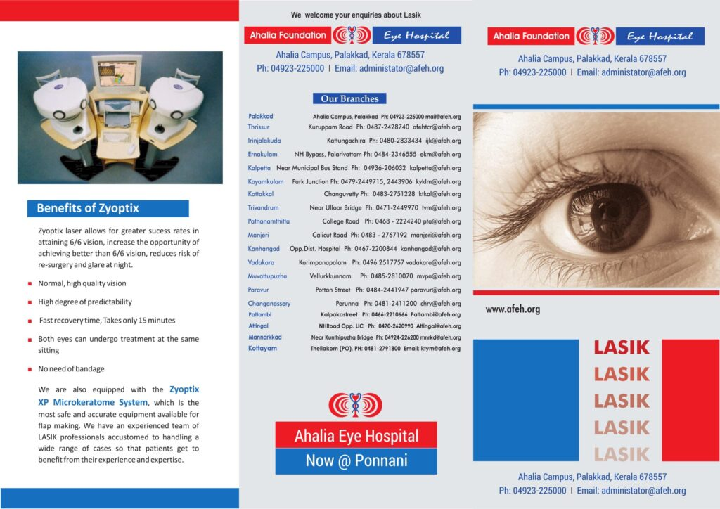 Lasik Treatment