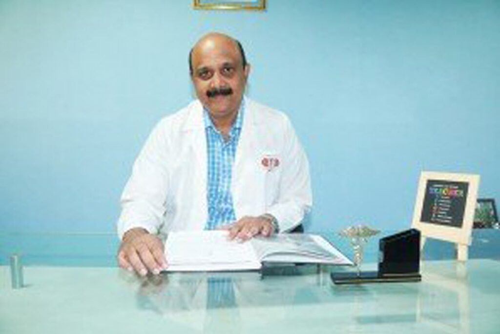 Dr. Sajeev Cherian Jacob